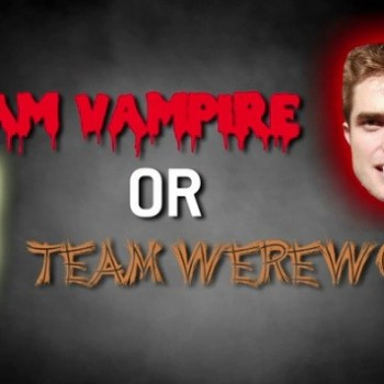Vampires Or Werewolves?