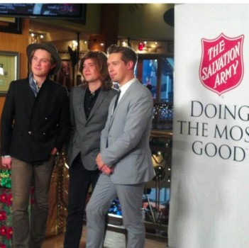 Cody Simpson, Honor Society And More Urge Fans To Do Good This Holiday Season (VIDEO)