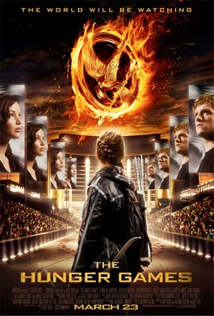 "First Official Movie Poster For ""The Hunger Games"" With ..."