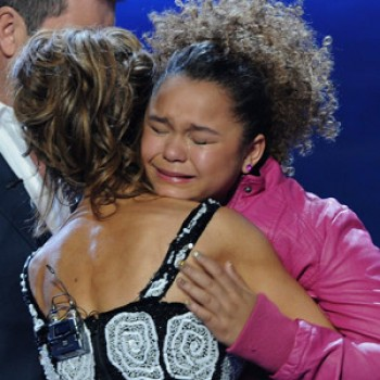 Rachel Crow Is Dramatically Eliminated From 'X Factor' -- Was It Her Time To Go? (Vote)