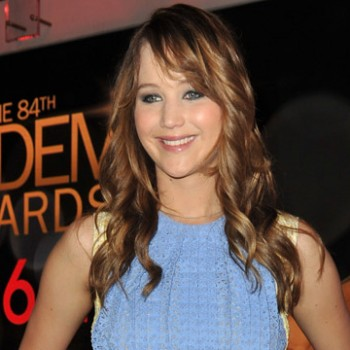 Jennifer Lawrence Announces 2012 Oscar Nominations