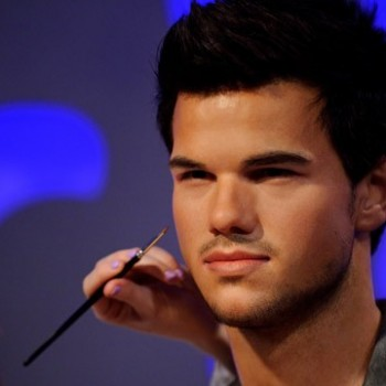 Taylor Lautner Wax Figure Unveiled at Madame Tussauds London