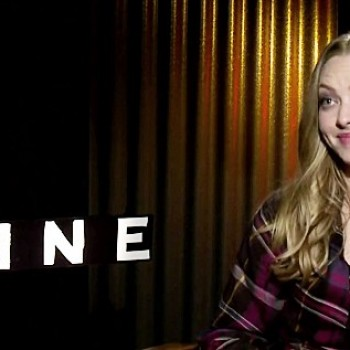 The Junket: 'Gone' With Amanda Seyfried