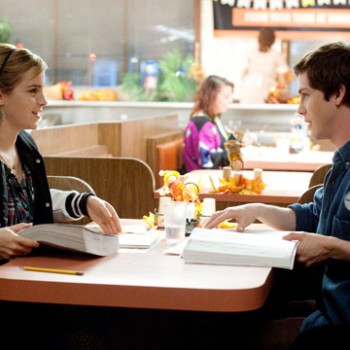 Say It Ain't So, Emma Watson! 'Perks of Being a Wallflower' Gets R Rating From MPAA