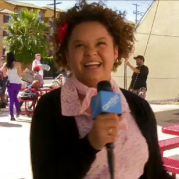 Exclusive: Rachel Crow Opens Up About Simon Cowell and Her New Nickelodeon Series