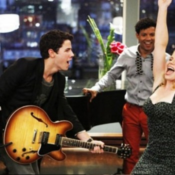 Exclusive: Megan Hilty on Nick Jonas' 'Smash' Episode