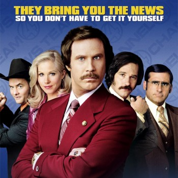 Will Ferell Announces 'Anchorman' Sequel (VIDEO)