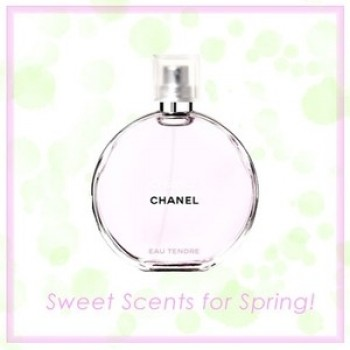 Sweet Scents: My Favorite Spring Fragrance