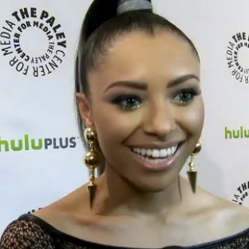 Exclusive: Kat Graham Describes Her New Single 'Put Your Graffiti on Me' (VIDEO)
