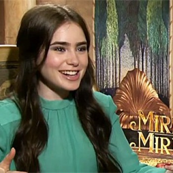 The Junket: 'Mirror, Mirror' With Lily Collins, Armie Hammer and Julia Roberts (VIDEO)