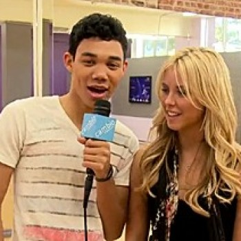 Exclusive: RoShon Fegan and Chelsie Hightower Talk 'Dancing With The Stars' Competition