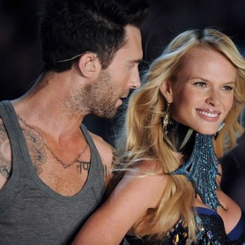 Adam Levine And Anne V Break Up (VIDEO)