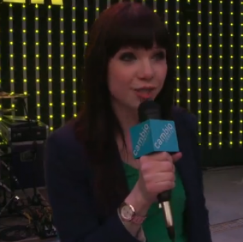 Carly Rae Jepsen: &quot;'Call Me Maybe' Covers Are Probably the Best Part of All of This&quot; (VIDEO)