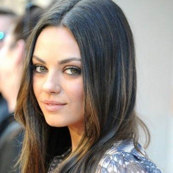 Mila Kunis Denies &quot;Mashton&quot; Dating Rumors