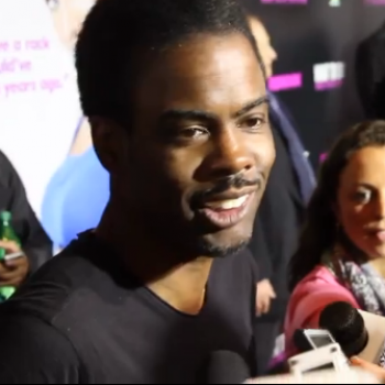 "Chris Rock: ""I Might Get [J.Lo] Pregnant--You Never Know!"""