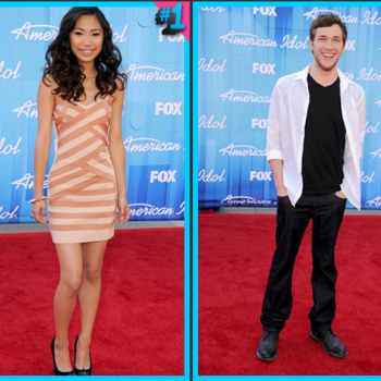 Jessica Sanchez vs. Phillip Phillips: Fashion Face-Off