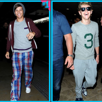 Louis Tomlinson vs. Niall Horan: Fashion Face-Off