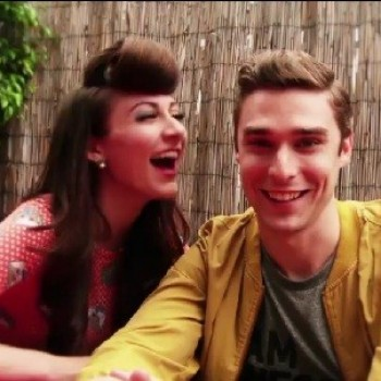 "Karmin: ""He Thought I Was a Goody Two Shoes!"""
