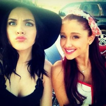 Watch: Liz Gillies and Ariana Grande &lt;i&gt;Rent&lt;/i&gt; Karaoke Video