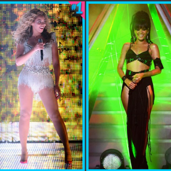 Beyonce vs. Rihanna: Fashion Face-Off