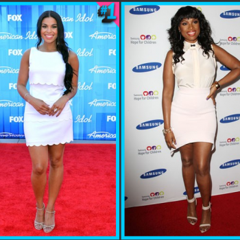 Jordin Sparks vs. Jennifer Hudson: Fashion Face-Off