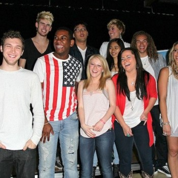 American Idol Top 10: Ready for Tour, Sings One Direction! (EXCLUSIVE!)