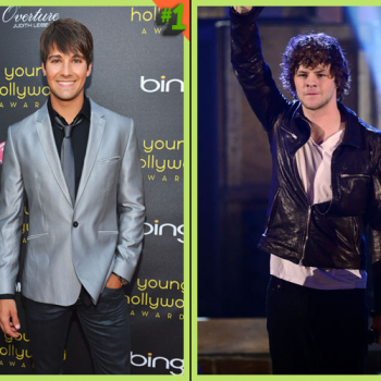 James Maslow vs. Jay McGuiness: Battle of the Band Boys - Round 1