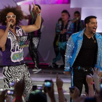 "LMFAO: MMVA Winners Perform ""Sexy And I Know It"" Mashup"