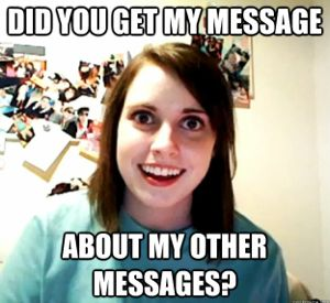 best of the web overly attached girlfriend cambio