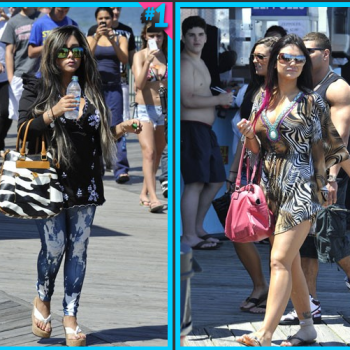 Snooki vs. Jwoww: Jersey Shore Smackdown!