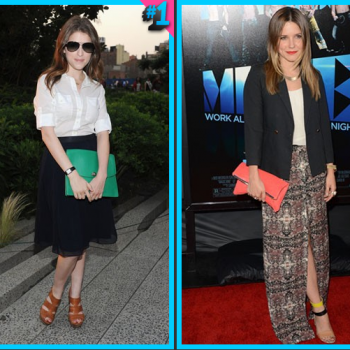 Anna Kendrick vs. Sophia Bush: Battle of the Clutches!