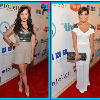 Ashley Rickards vs. Nicole Anderson: Fashion Face-Off!