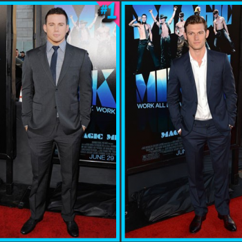 Channing Tatum vs. Alex Pettyfer: Which Magic Mike Guy Gets Your Vote?