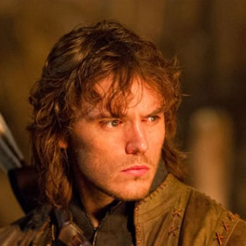 What's Up Next for Our Favorite Prince, Sam Claflin? Hint: It's Scary!