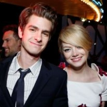 Emma Stone and Andrew Garfield Adopt A Puppy