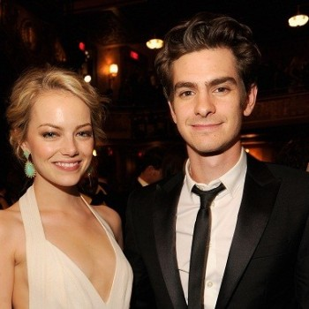 Emma Stone and Andrew Garfield 'Spider-man' Smooch Deets (EXCLUSIVE)!
