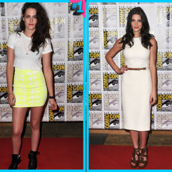 Kristen Stewart vs. Ashley Greene: 'Twilight' at Comic-Con