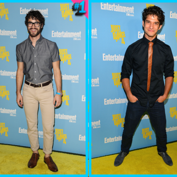 Darren Criss vs. Tyler Posey: TV Stud Smackdown!