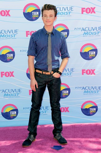 Chris Colfer vs. Jackson Rathbone: TCA Best Dressed Male