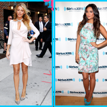 Blake Lively vs. Shay Mitchell: Fashion Face-Off