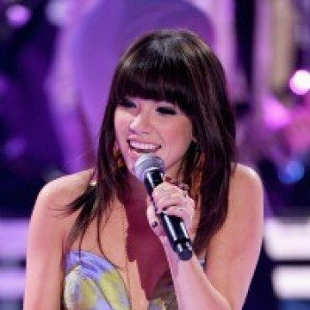 Carly Rae Jepsen Reveals Her Celebrity Crush!