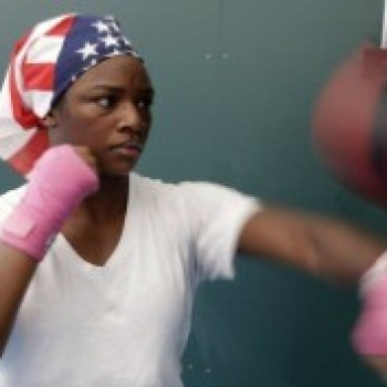 Meet Claressa Shields: This 17-Year-Old Olympian Boxer is About to Make History in London. Find Out Why!