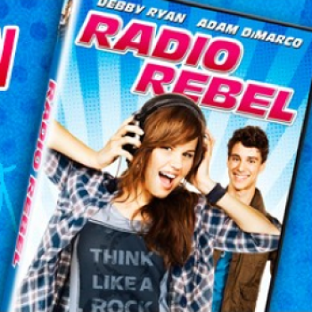 Win a Signed Debby Ryan 'Radio Rebel' DVD!
