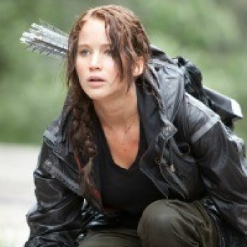 Go Behind the Scenes of 'The Hunger Games' DVD with Jennifer Lawrence!
