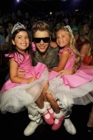 teen choice awards the ellen shows sophia grace and