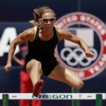 Meet Olympic Hurdler Lolo Jones: How Do Chicken Wings Fit Into Her Training Regime?