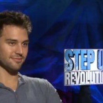 The Cast of 'Step Up Revolution': Why Does Ryan Guzman Shy Away From Channing Tatum Comparisons?