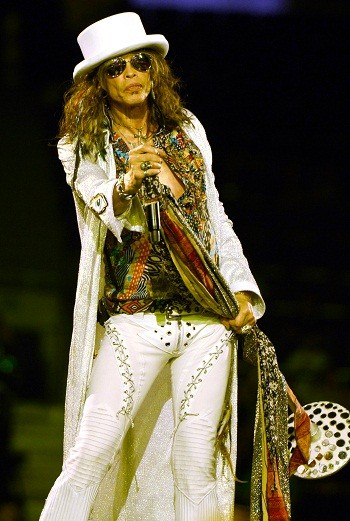 Steven Tyler from 'American Idol'