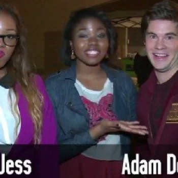 'Pitch Perfect' Star Adam DeVine is Trying to Up His Swag! (EXCLUSIVE)