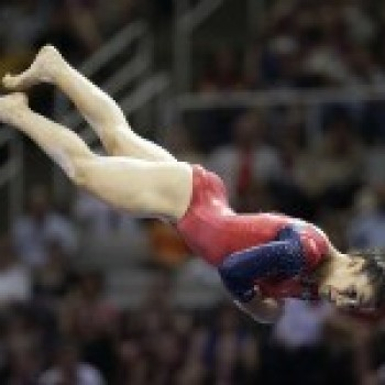 London Olympics Update: Aly Raisman Gets an Individual Gold Medal!
